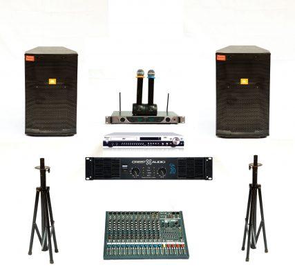 Cho thuê âm thanh giá rẻ gói 1.300.000 VNĐ